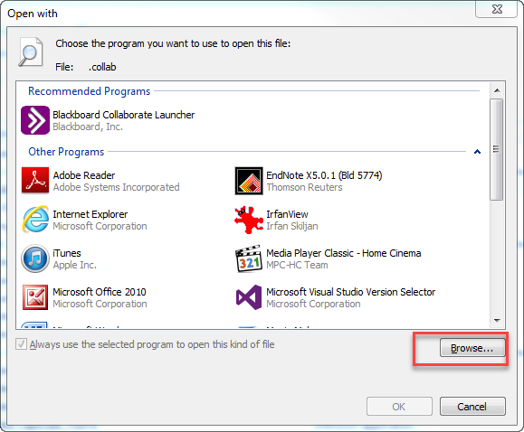 Blackboard collaborate support windows 8 how to configure windows software update services in windows server