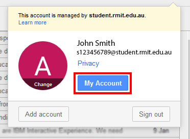 Finding your personalised RMIT student email address 2.png
