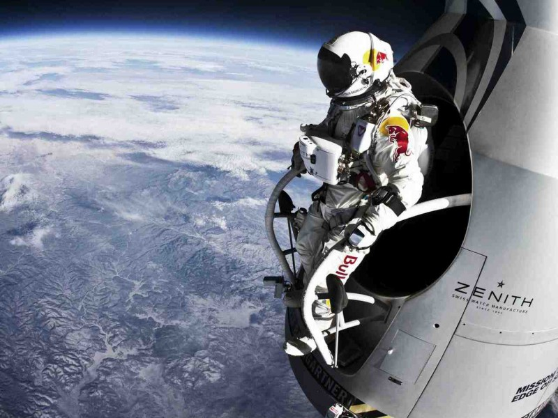 Real space jump