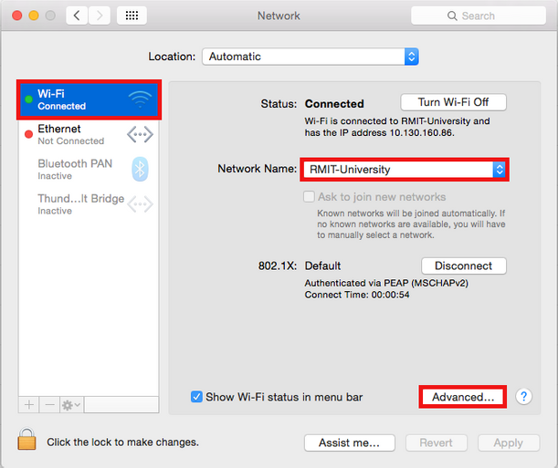 mac will not connect to wifi